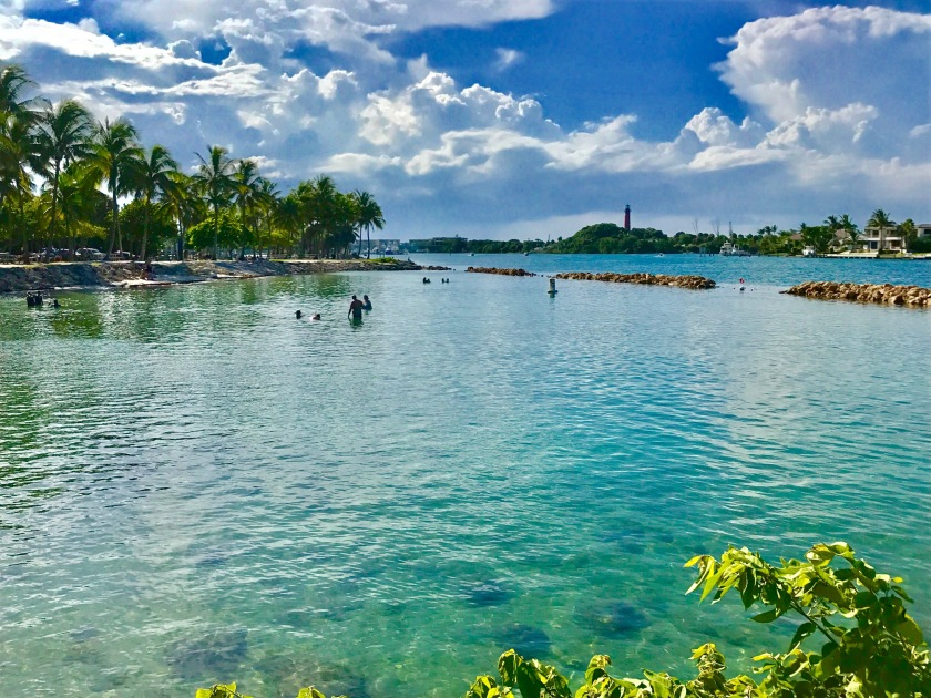 Dubois Park and Jupiter Inlet