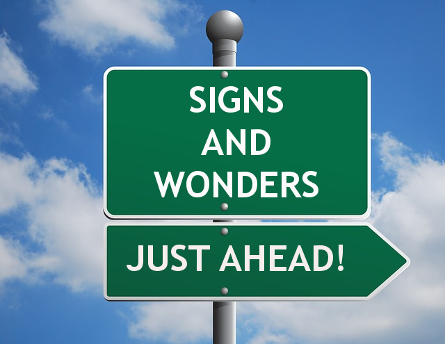 The Meaning Of Signs And Wonders In The Bible